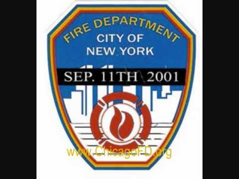 FDNY World Trade Towers 9-11-2001