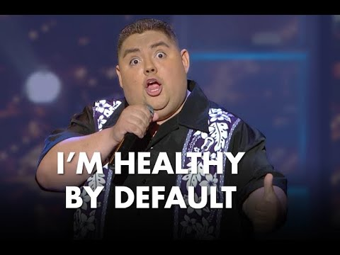 I'm Healthy By Default | Gabriel Iglesias