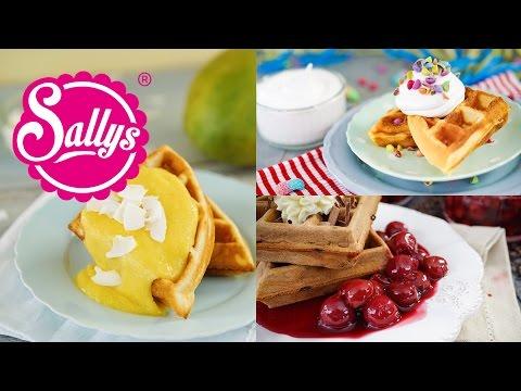 3 geniale Toppings für Desserts: Marshmallow Fluff, Mangocreme und Kirschgrütze