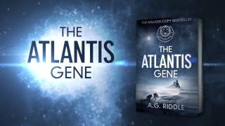The Atlantis Gene Book Trailer