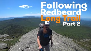 Long Trail Part 2 Route 4 to Route 2