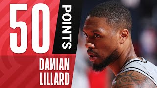 <b>Damian Lillard</b> GOES OFF For 50 POINTS On 20 SHOTS