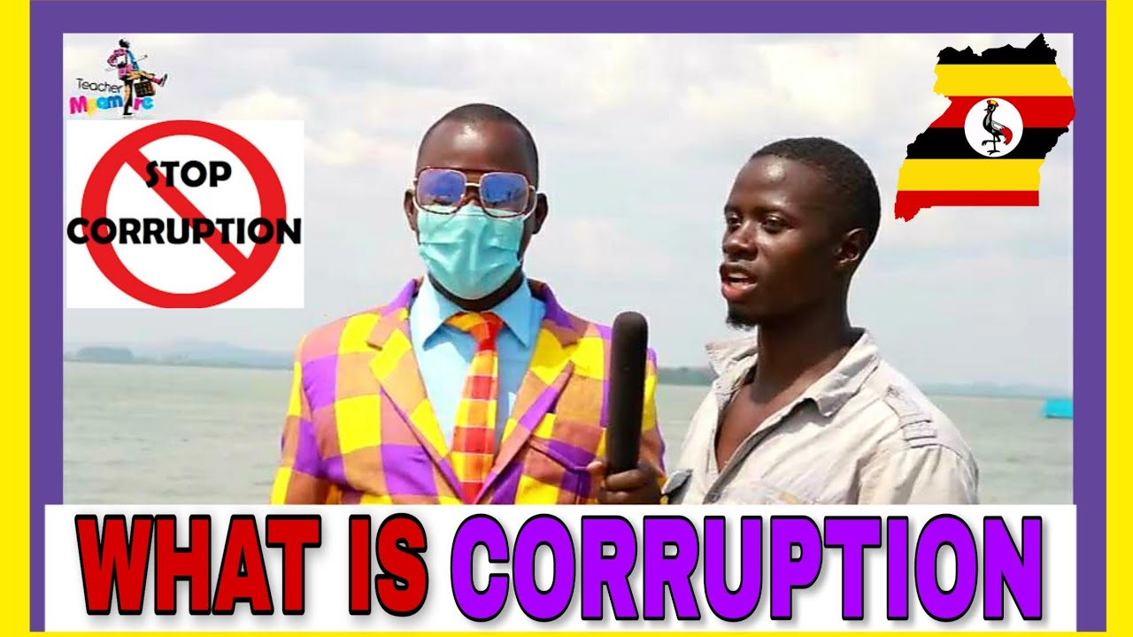 Download WHAT IS CORRUPTION? Teacher Mpamire On The Street/Teacher Mpamire Comedy 2020 HD