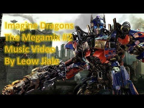 Transformers Music Video | Imagine Dragons - The Megamix #2 (Mashup by InanimateMashups)