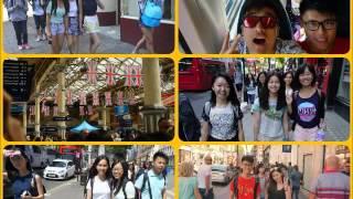 香港道教聯合會鄧顯紀念中學 - 布萊頓遊學團 2015