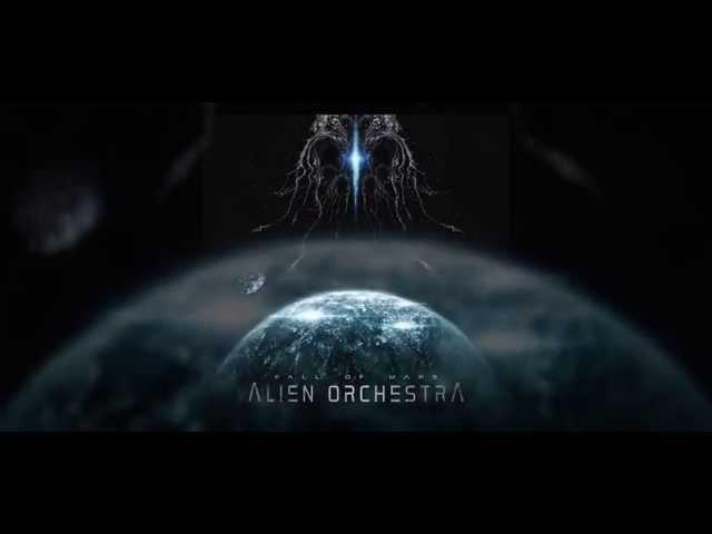 ALIEN ORCHESTRA - Fall Of Mars (video teaser)