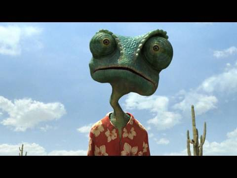 Rango (2011) - Movie Review / Film Essay