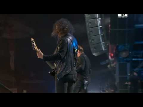 Metallica - Devils Dance ( Rock Am Ring 2008 )