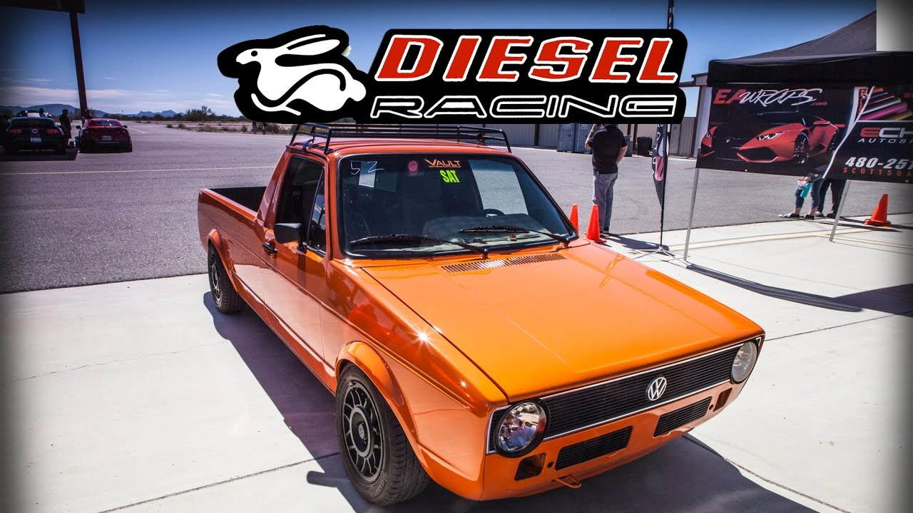 Vw Sel Pickup Rabbit Caddy Half Mile Run And Walk Around