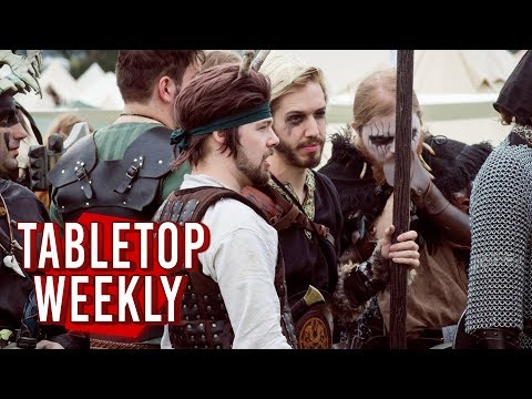 OUR TOP 3 LARP MOMENTS (Empire - Summer 2017) Tabletop Weekly Empire Recap