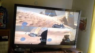 Halo 3 gameplay part 1