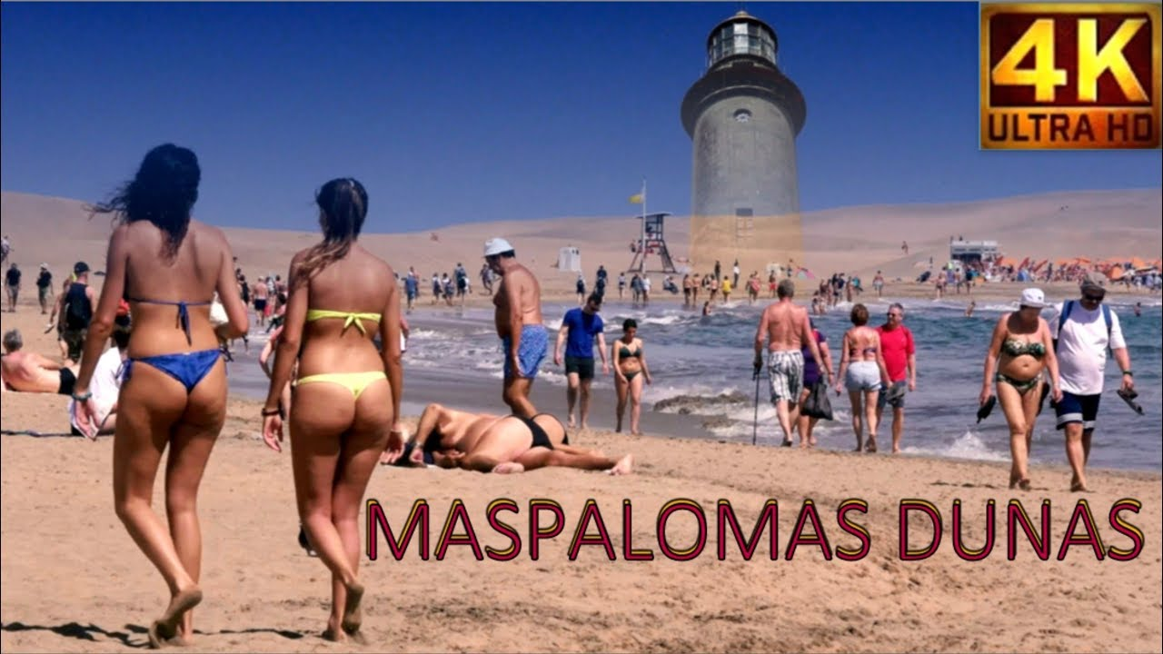 playa maspalomas nudismo