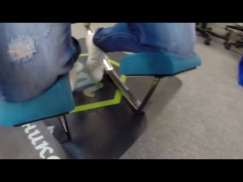 Ergotronica BriefReview: Обзор коленного стула Gravitonus Levitation