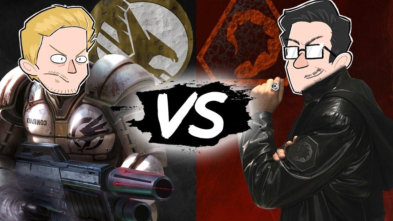 Auf zur Panzerschlacht! - Hooked Versus #2 - Command & Conquer Remastered