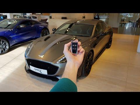 2019 Aston Martin Rapide AMR: In-Depth Exterior and Interior Tour!
