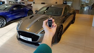 2019 Aston Martin Rapide Amr In Depth Exterior And Interior Tour Youtube