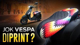 Jok Printing Vespa