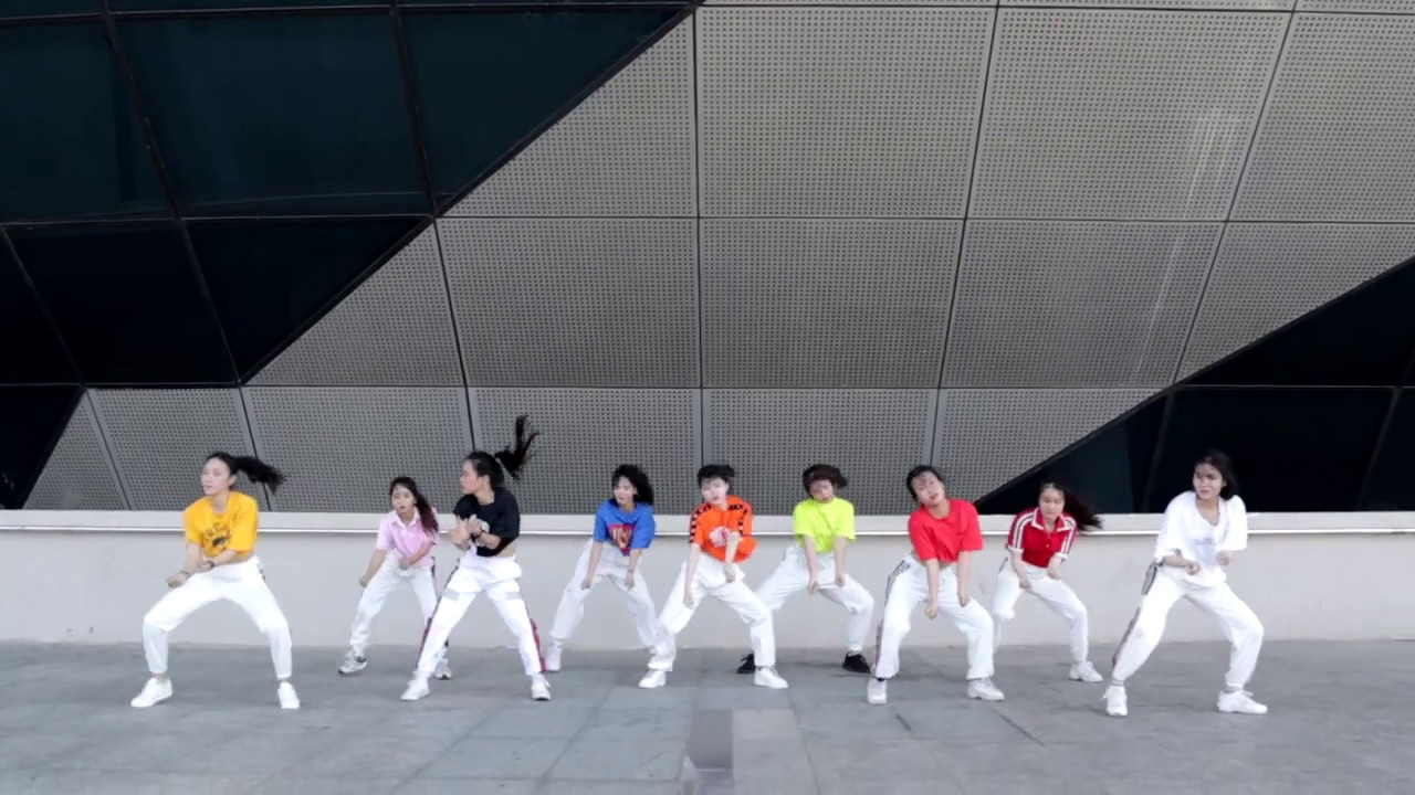BABY SHARK Remix | Dance cover by JP Girls
