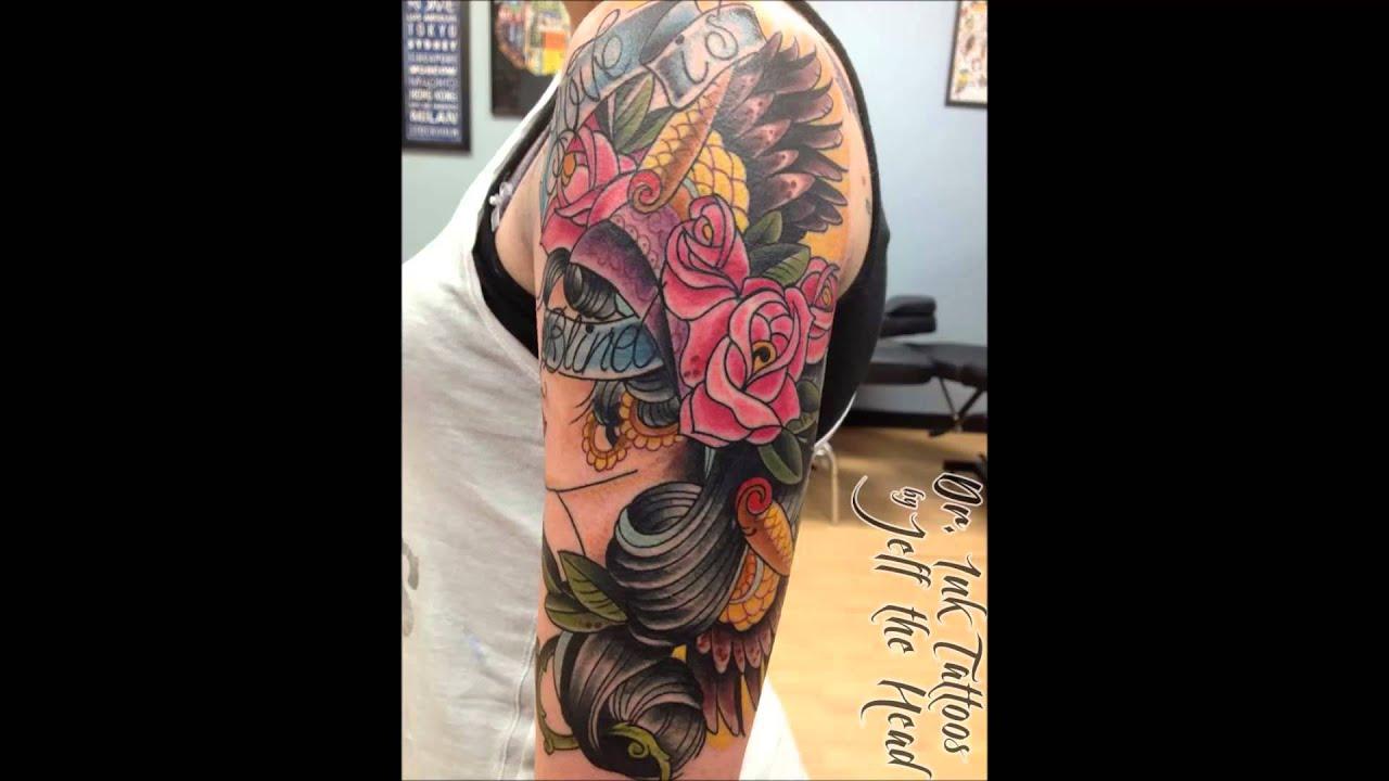 fd980c669c3a1 Dr. Ink Tattoos Myrtle Beach, SC - YouTube
