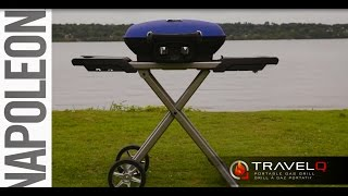 Канадский газовый барбекю-гриль Napoleon TravelQ-285X купить на www.Grill-Tut.ru(, 2015-05-16T08:29:34.000Z)