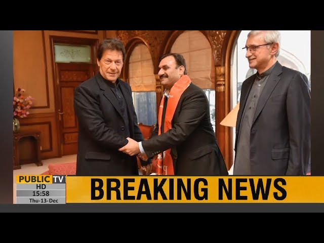 Shaukat Basra meets PM Imran Khan, joins PTI