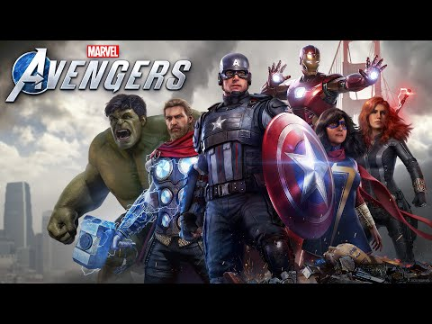 Marvel's Avengers | Launch Trailer