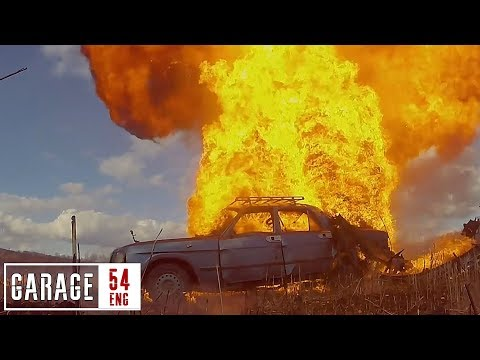Can A Leaking LPG Tank Cause Your Car To Blow Up?