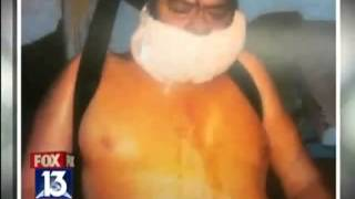 man tortured in usa jail stripped naked pepper sprayed to death