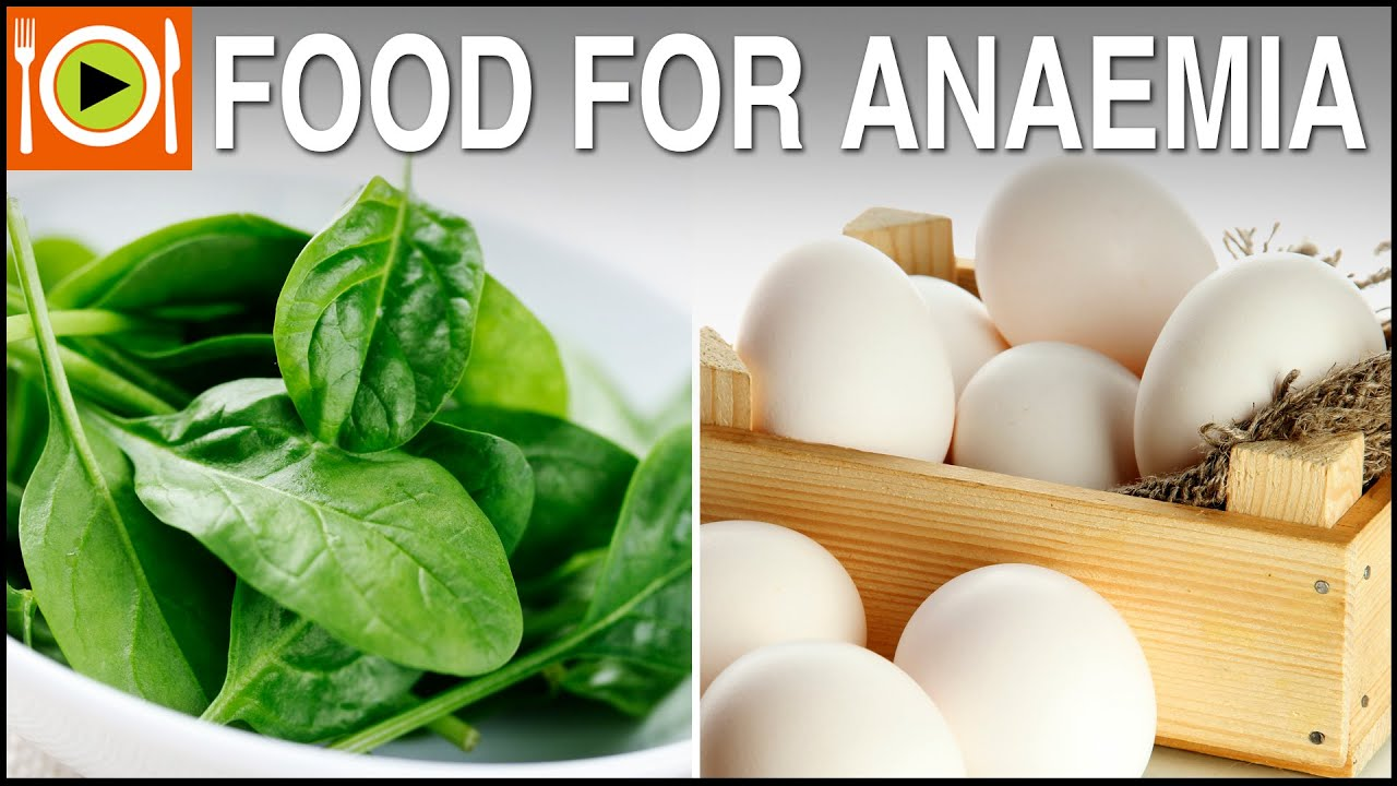 Foods For Anaemia Including Iron Rich Foods Folic Acid