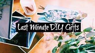 Last Minutes DIY Gifts! - 8 of 12 DIYs of Christmas | Natasha Rose