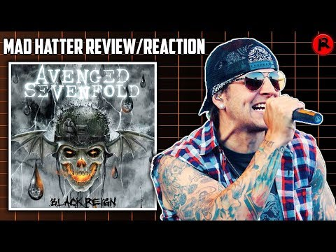 AVENGED SEVENFOLD - MAD HATTER | SONG REVIEW
