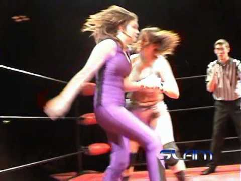 Jetta & Kelly Adams vs Skye & Stephanie Scope