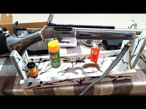 Download Disasembling MARLIN 1895 SBL for Cleaning the MARLIN WAY!