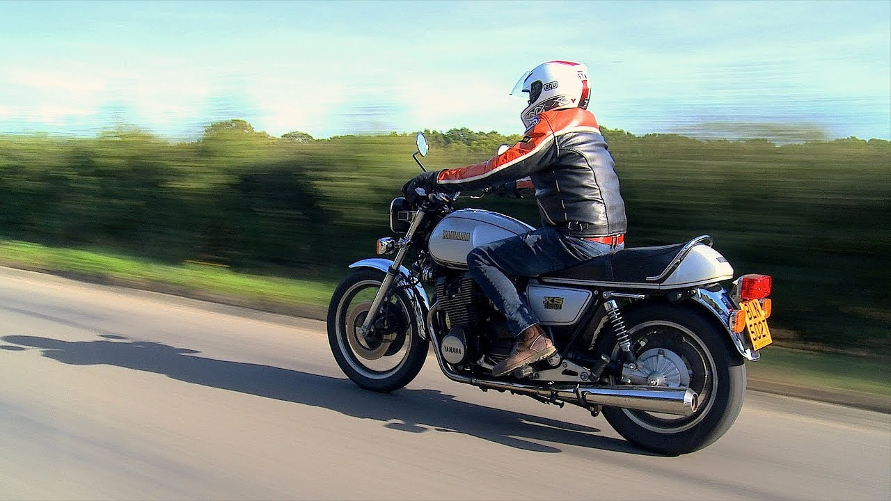 Yamaha XS1100 - Better late than never