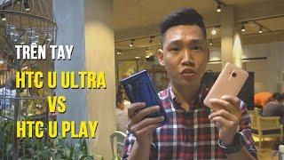 HTC U Ultra, U Play: Liệu HTC có lạc trôi thiết kế?