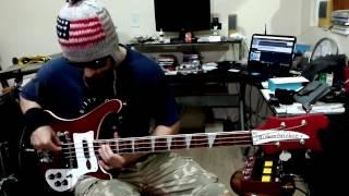 Artur Meireles - Smooth Jazz Bass impro