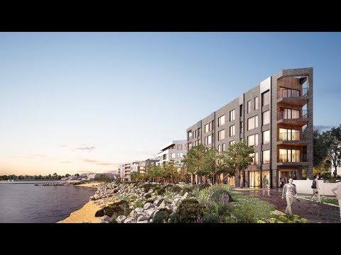 Кафе, набережная и дорогие квартиры: в Таллинне построят новый микрорайон Каларанна