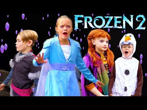 Download  Frozen 2, Elsa and Anna Search For the Mystery of Elsa's Powers Gratis, download lagu terbaru