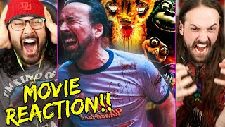 WILLY'S WONDERLAND - MOVIE REACTION!! (Nicolas Cage | Spoiler Review | FNAF | Ending Explained)