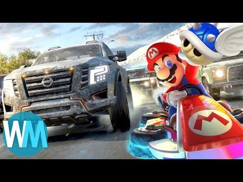 Top 10 Racing Games Redux