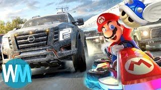 Top 10 Racing Games Redux