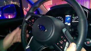 Тест- драйв на Subaru XV выпуск машины октябрь 2017г