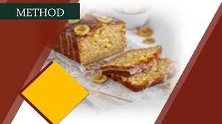 Best Kids Foods   Banana Bread   Woowww Prepare It And Taste  Yummy