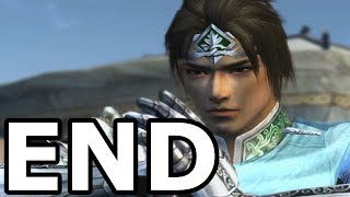 Dynasty Warriors 6 Zhao Yun Walkthrough Ending - No Commentary Playthrough (PS3)