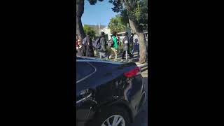 4/20 Hippie hill 2017 walking out