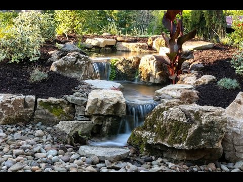 2 Pondless Waterfall Features