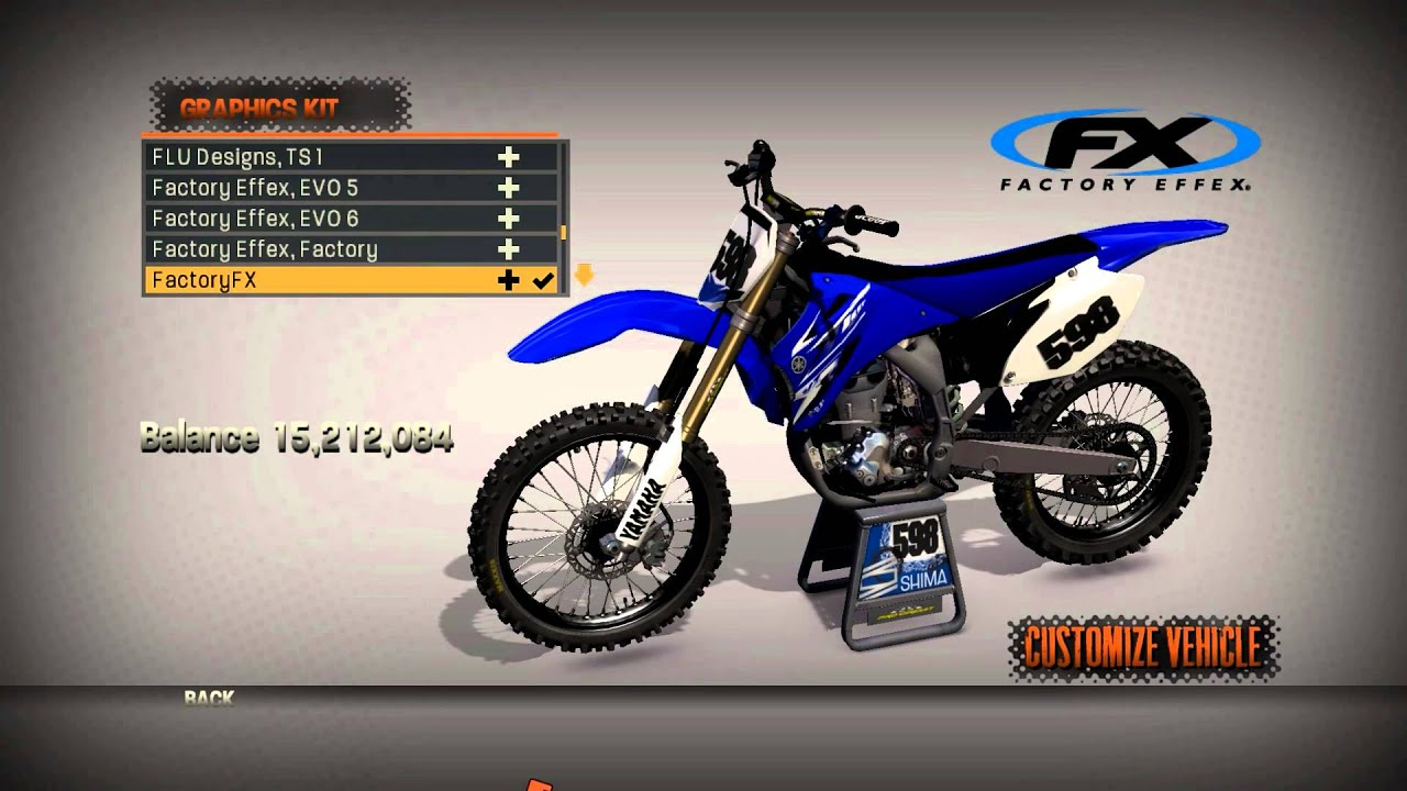mx vs atv reflex ama bike skins youtube. Black Bedroom Furniture Sets. Home Design Ideas