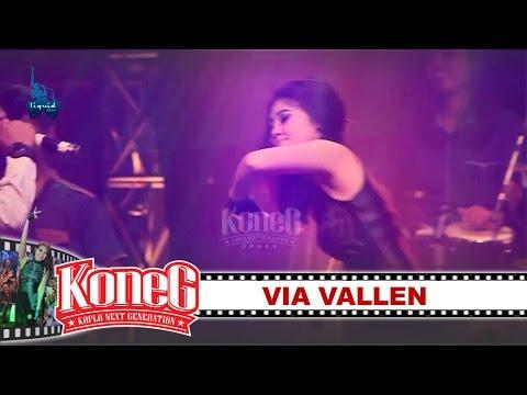 KONEG LIQUID feat VIA VALLEN feat. Mc Gepenk KK - Perawan Kalimantan [ LIVE CONCERT - Liquid Cafe]
