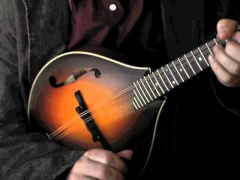 Classical mandolin: J.S. Bach - Allemanda from the 2nd Violin Partita
