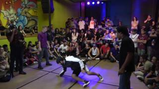 Shamrock Bboy/Bgirl Battle - 9/4/2016 - Quarterfinal 1